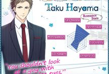Irresistible mistakes - Taku Hayama
