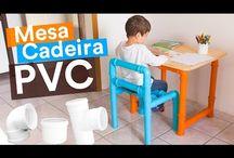 Canos pvc