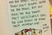 Whovian things