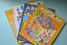 Kid's Magazines & activity books
