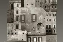 Collage Architectural Grafisk 1