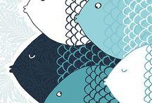 Muster Illustration / Illustration