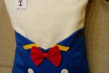 Donald kacsás táska, Donald Duck Bag