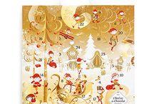 Collection chocolats Noel 2016 / Chocolats de Noel