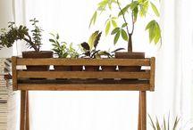 Gardening Stand