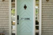 Doors / by Michelle Childs-Fernandez