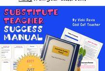 Cool Cat Teacher Teaching Resources / by Coolcatteacher