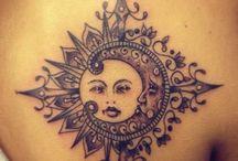 Tattoos / by T.l. Hughey