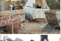 Camping ladies style