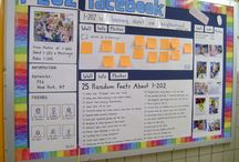 bulletin board ideas / by Edy Ramirez