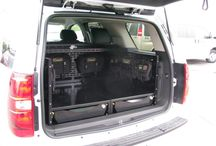 car boot storage