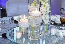 Center piece wedding