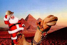 christmas Egypt