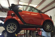 Smart Car Repair and Service Pensacola, FL / Our ASE Certified Techs are ready to service your Smart Car, 850-477-9480.  / by Bobby Likis Car Clinic