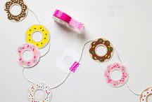 PARTY ON: Donut love / by Tiffany Benson <PaperLaneDesign>