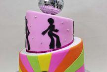 tortas de los 80