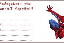 Biglietto spiderman