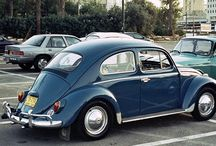VW Bugs & Vans / by Marianne Conner