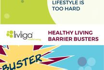 Barrier Busters / Our 2018 project to help you bust through the barriers you have between you and your healthiest self. #MondayMotivation