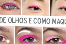 Maquiagem / Maquiagem