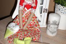 Tilda Dolls & other.... / ...my hand made.....