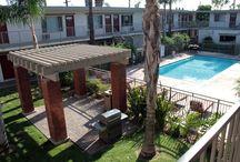 Apartment Outdoor Spaces / Apartment Outdoor Spaces