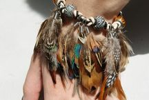 Dill / Native American/ Tribal themed Jewelry / by Lauren Dillingham
