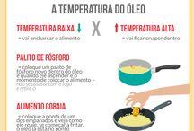 dicas culinária