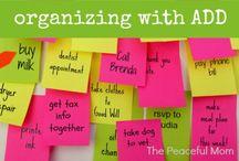 Get Organized! / by Amanda Weiner