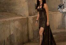Katniss costume 75th tribute parade