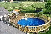 pool / by Kimberly Shuman