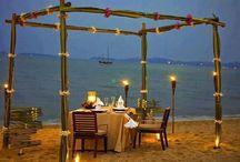 The romantic side of wine / El lado romántico del vino