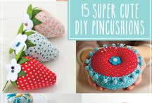 Pincushions and Needle Books