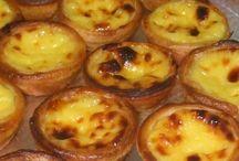 Recipes - Doces Portugueses / by Jana Coelho