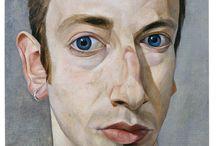 contemporary portraits