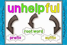 Word Study: Prefixes and Suffixes