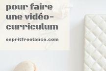 Esprit Curriculum Vitae / Mes articles sur mon blog Esprit Freelance