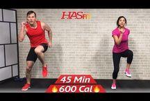 Cardio Interval Training/HIIT