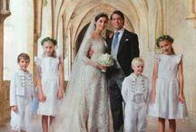 Royal Wedding Prinz Felix und Prinzessin Claire von Luxembourg