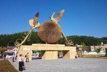 World Bamboo Fair and Congress Sept. 2015 / Mocadazu at the World Bamboo Fair and Congress in Damyang, South Korea