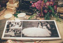 Wedding Fine Art / Wedding Album Vintage Fine Art