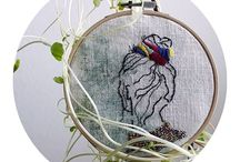 My embroidery - PTAK -