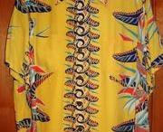 Vintage aloha shirts/ hawaiiana / by Meggin