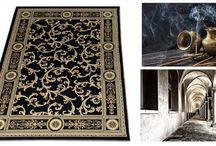 Dywany Ekskluzywne / Dywany w gatunkach ponad trendami: wełna, akryl, wiskoza.