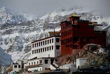 Le Trésor de Matho / Un documentaire étonnant autour du monastère de Matho et de Nelly Rieuf, restauratrice d'art Himalayen / by ANANDA PICTURES