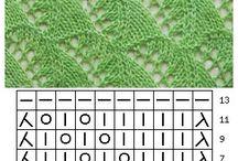 vzory pleteni a hackovani