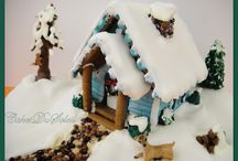 Gingerbread Houses / by Lizz B