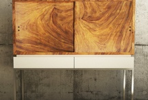 Armoire bar / by Claudia Gilbert