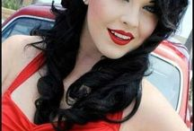 Rockabilly / Rockabilly and pinup pictures that I like