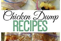 Chicken freezer meals / Recipes